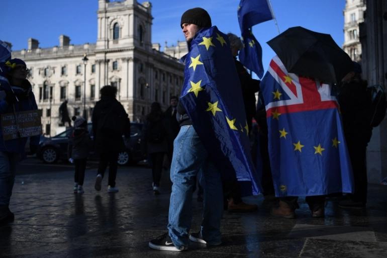 UK and EU mull how to break Brexit deadlock following threats