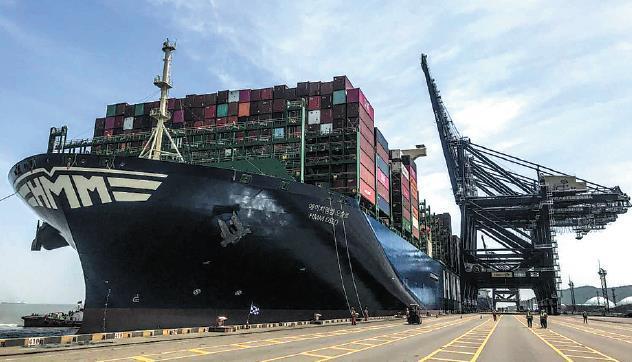 Zhejiang's Ningbo records 4.3% rise in global trade