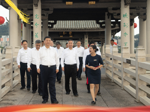 Xi's quotes during his inspection tour in South China's Guangdong