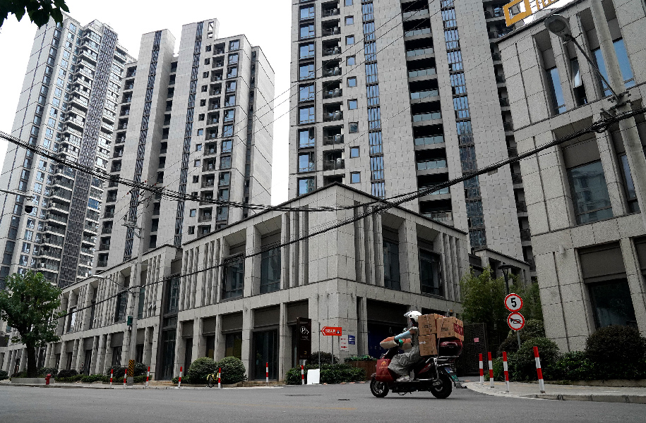 China's housing prices remain stable in September