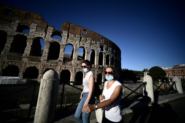 Book tells stories of 20 Chinese residents in Italy during pandemic