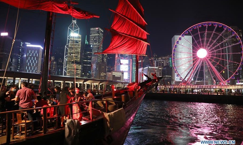 Visitors to HK plunge 99.7% in September, slammed by pandemic