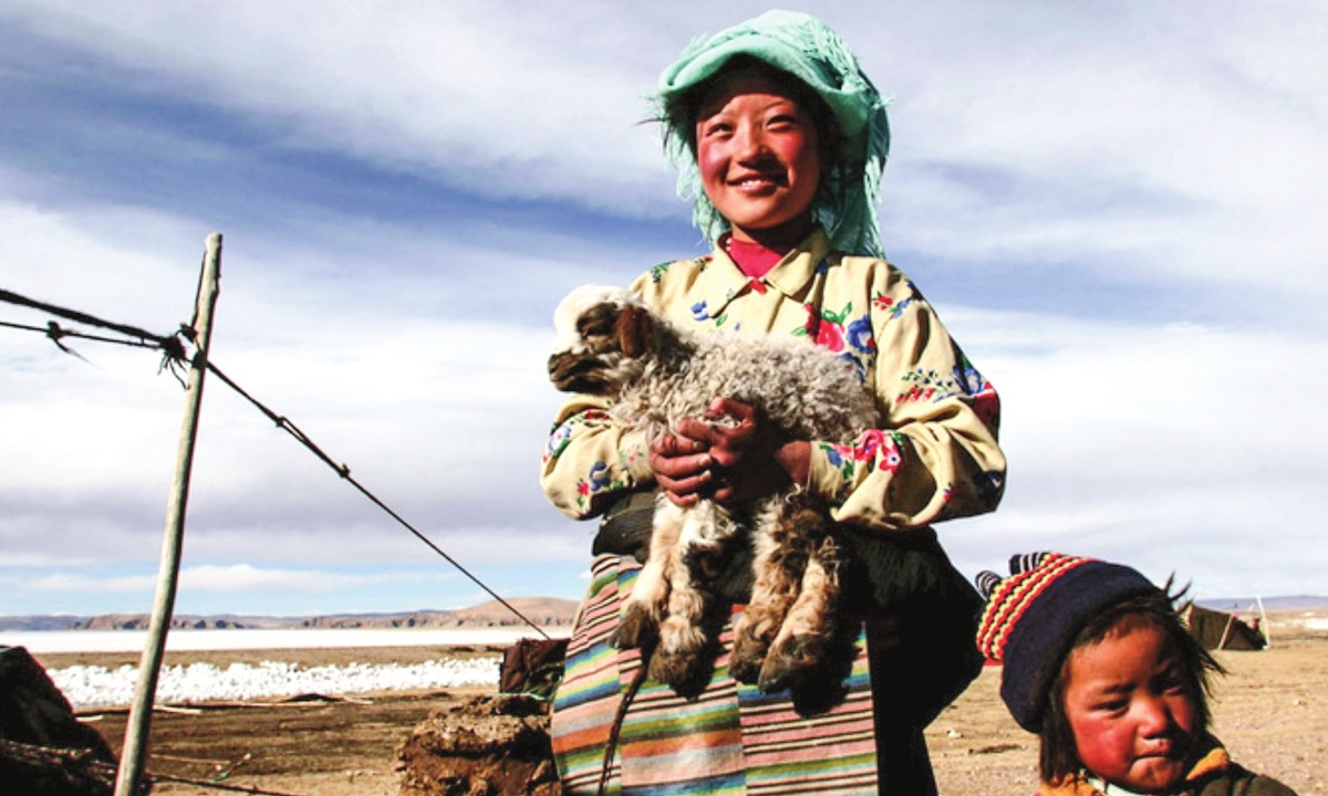Tibetan orphanage provides care to children in need