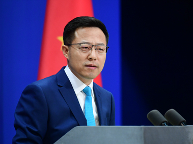 China calls on India to honor commitment on promptly returning missing soldier