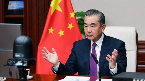 Wang Yi stresses importance of Gulf region multilateral dialogue platform