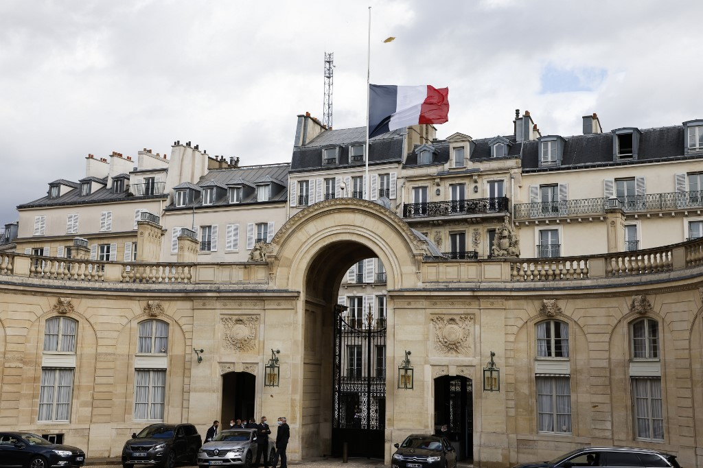 France honours beheaded teacher as judge questions suspects