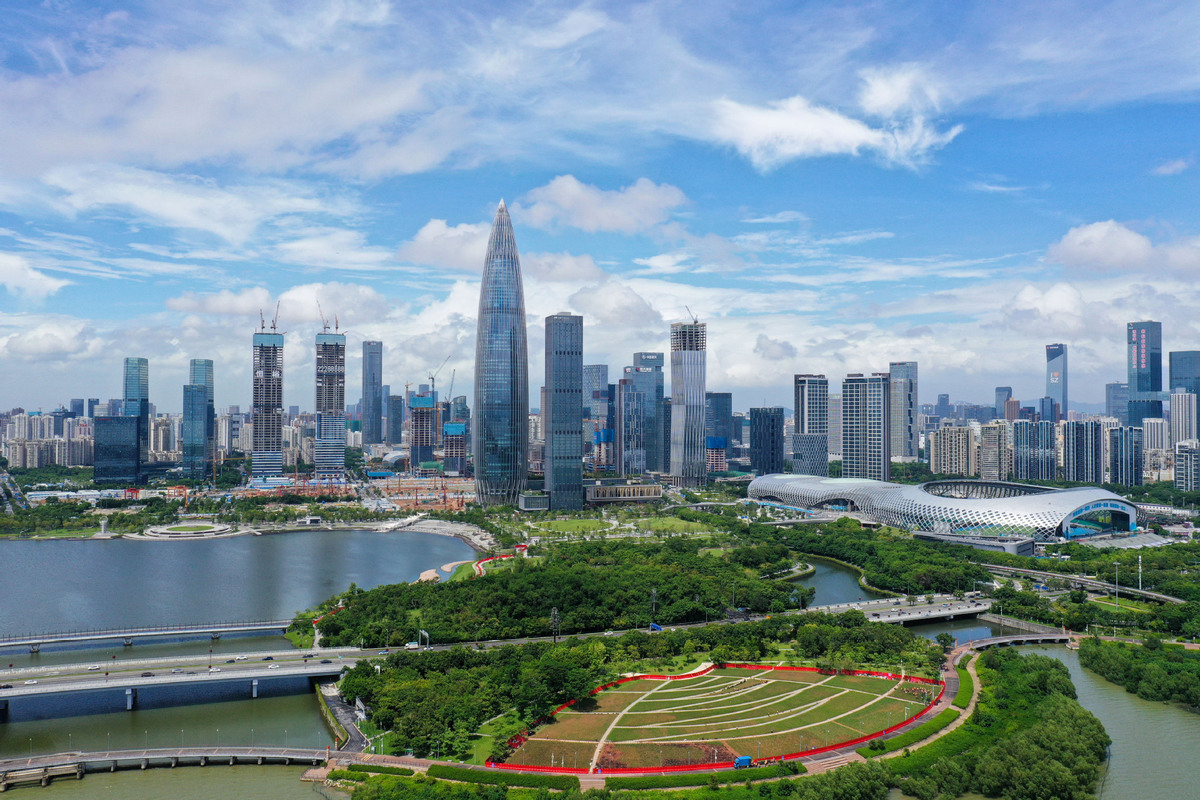 HK looks to team up, grow with Shenzhen