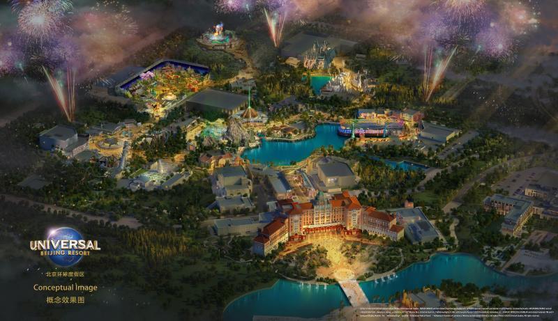 Universal Beijing Resort on track for spring trials