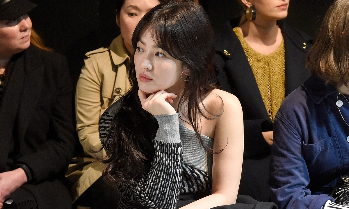 S. Korean actress' sculpture donation hailed by Chinese fans
