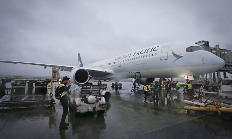 Cathay Pacific cuts 8,500 jobs, ceases sister brand amid travel slump