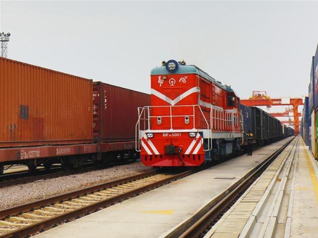 China's Zhejiang sees 1,000 China-Europe cargo train trips in 2020