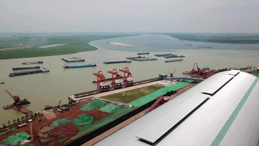 Foreign trade rises in first three quarters in China's Hunan
