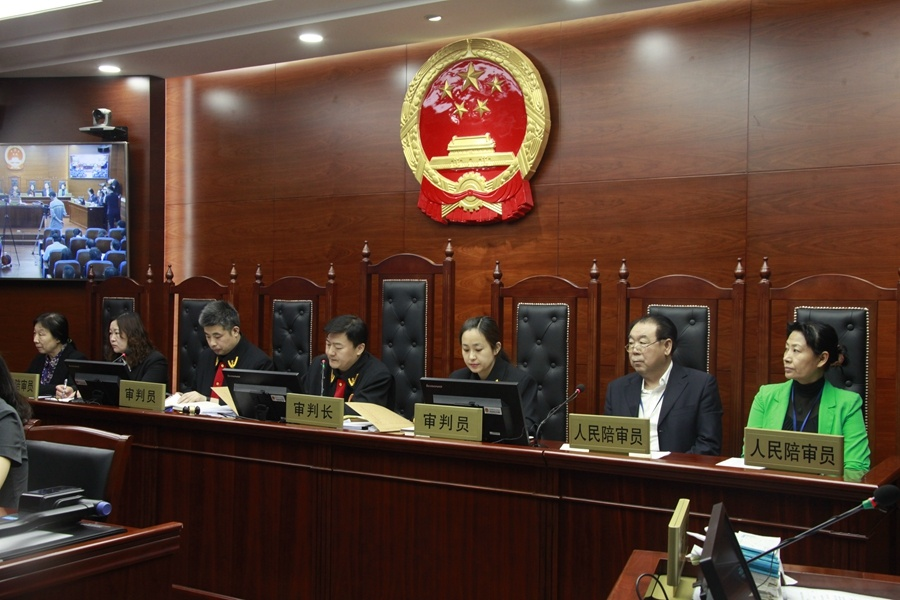 China appoints 220,000 people's assessors in two years