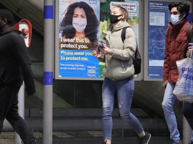 UK reports highest ever daily coronavirus cases since start of pandemic
