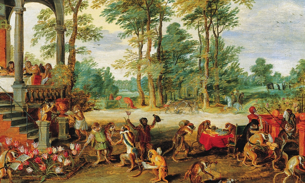 Rare Brueghel the Younger painting sells in artist's home territory