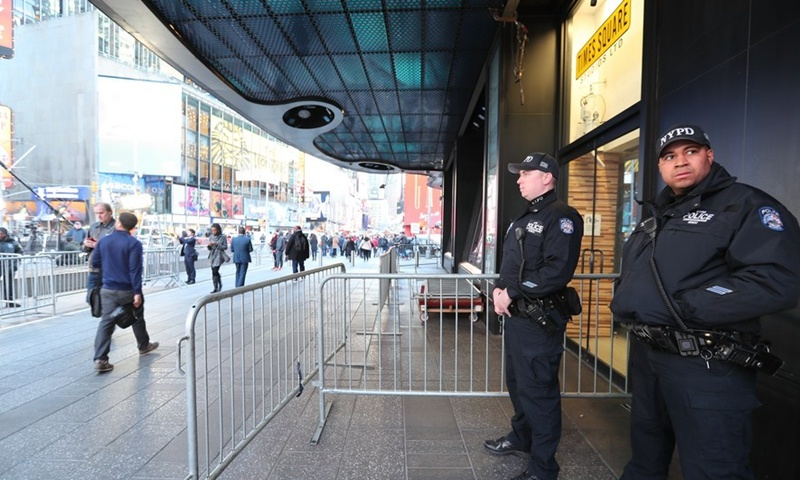 NYPD plans to beef up security at polling stations on Election Day: media