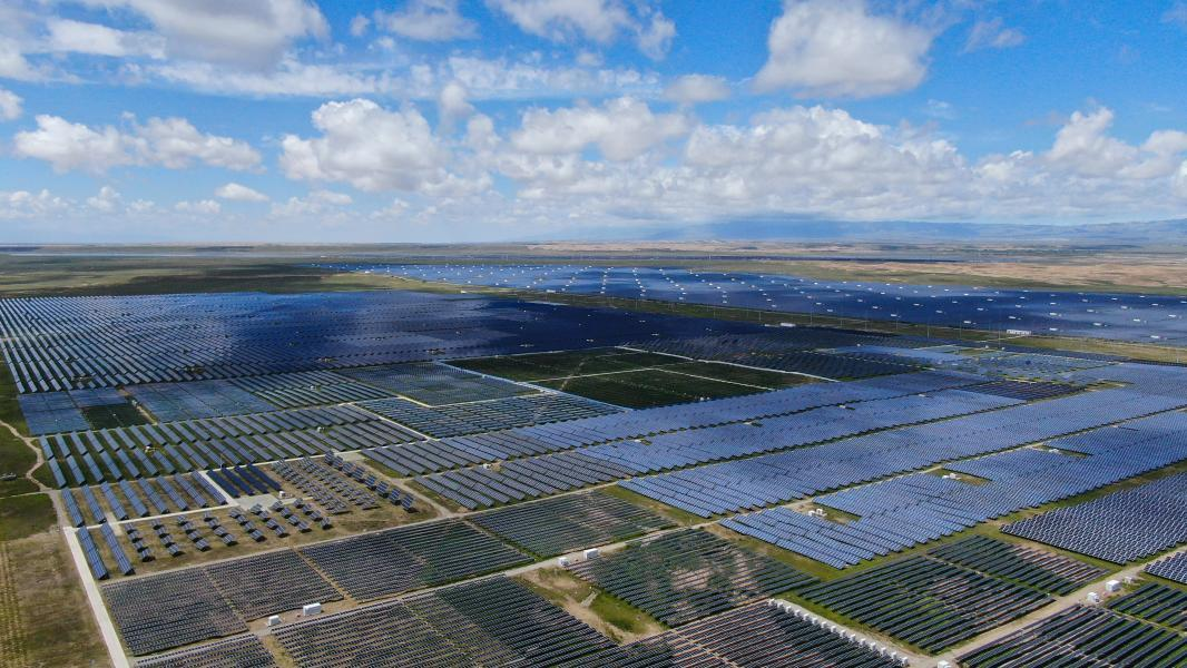 China's solar industry to embrace faster growth amid carbon neutrality goal