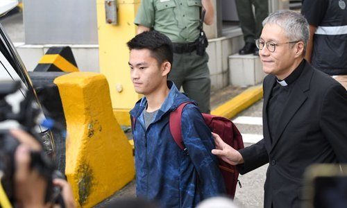HK urges Taiwan to grant murder suspect entry a year after his release