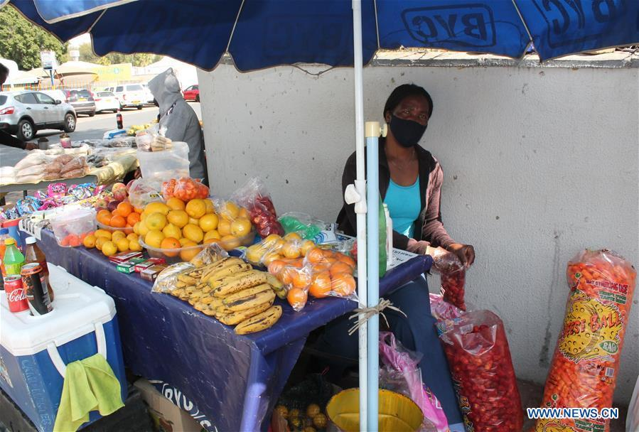 Namibian informal traders maximise on full reopening of economy to revive business