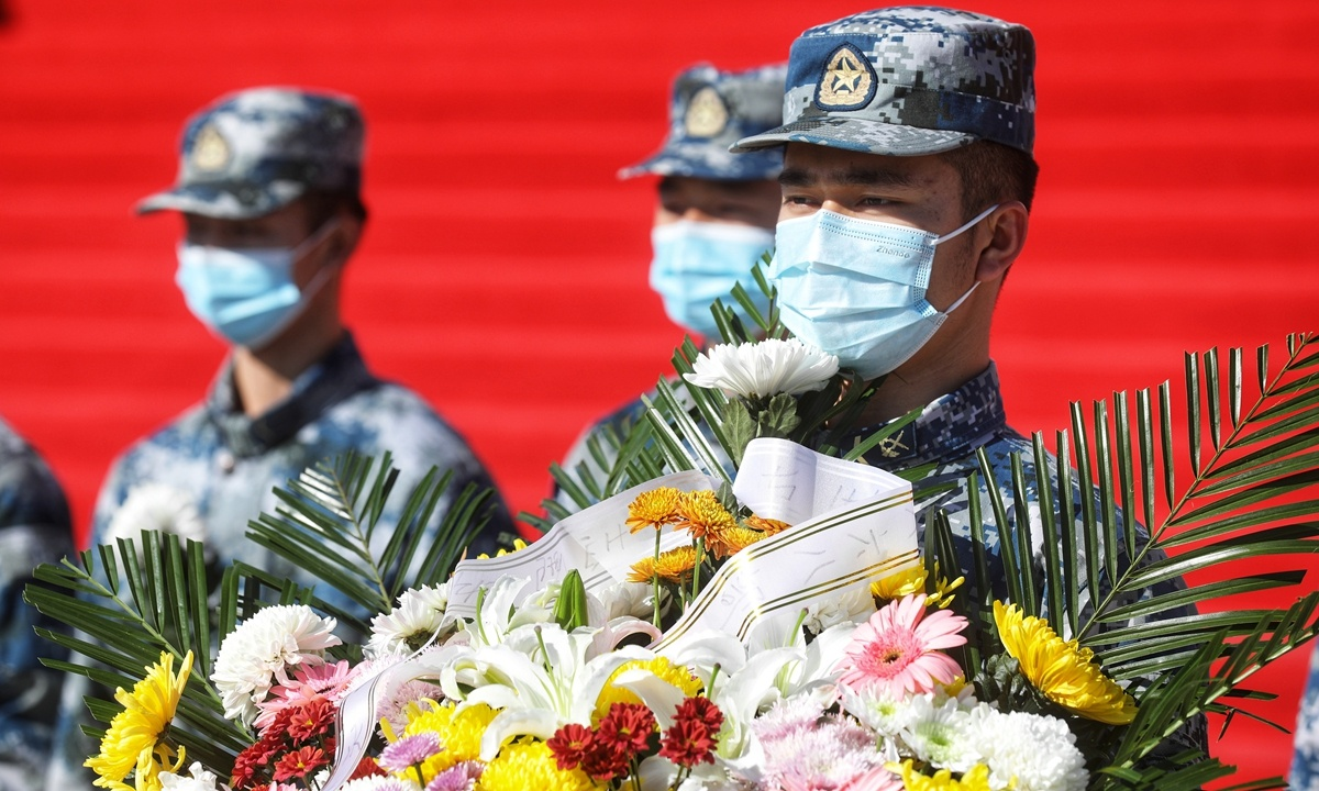 China loves peace, but don't provoke it: Global Times editorial