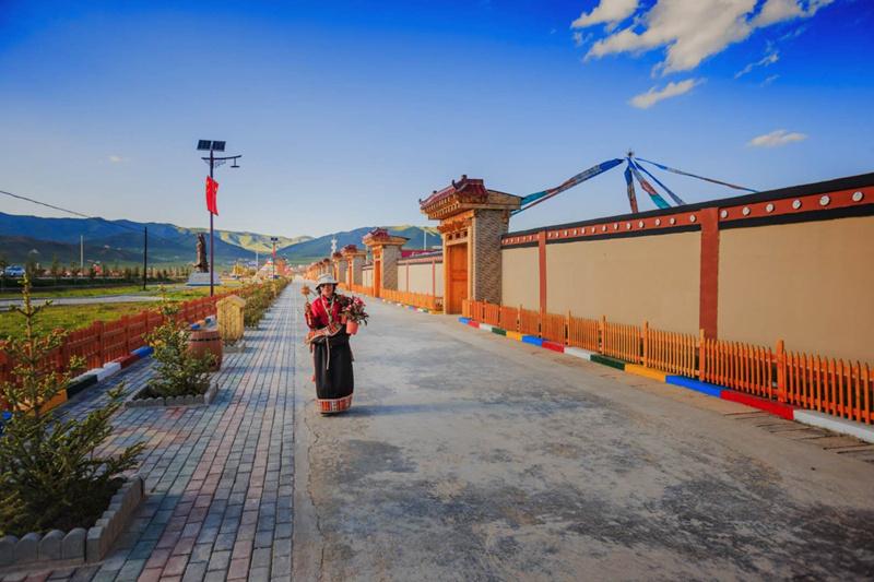 NW China's Gannan Tibetan Autonomous Prefecture shakes off poverty through tourism