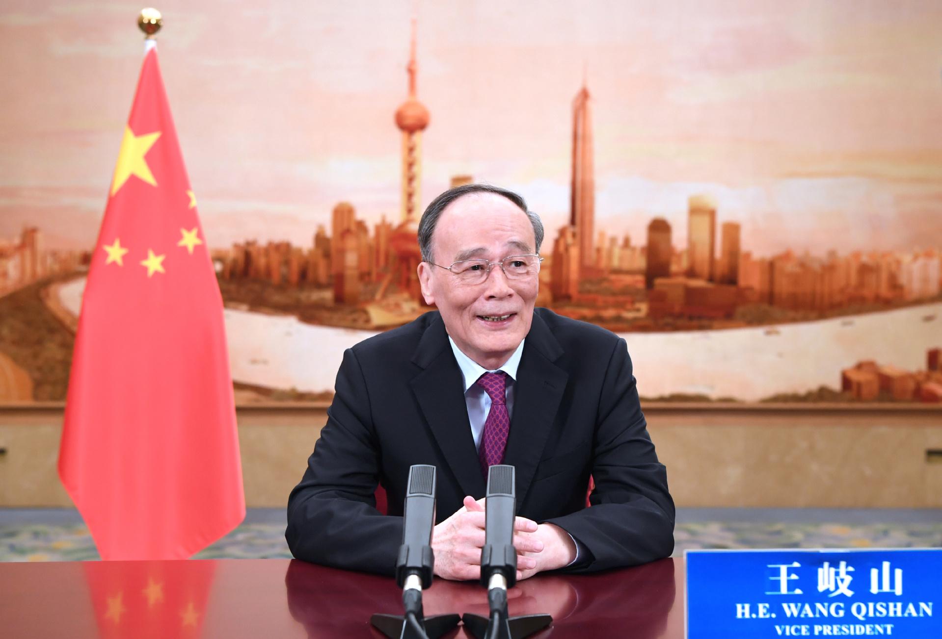 Chinese vice president stresses fostering new development paradigm