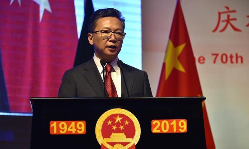 China's Ambassador to Bangladesh urges US politicians to abandon Cold War mentality