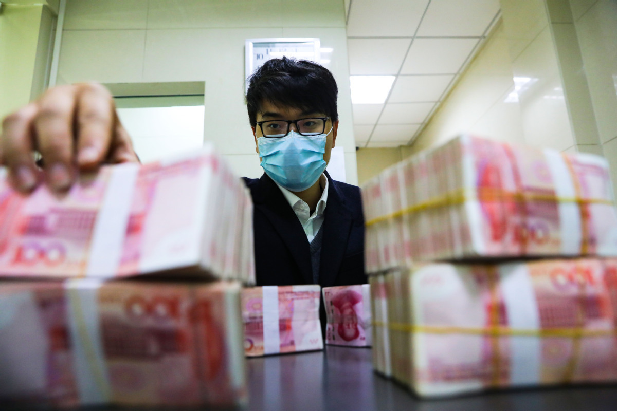 China's bond market sees 5.7t-yuan issuance in Sept