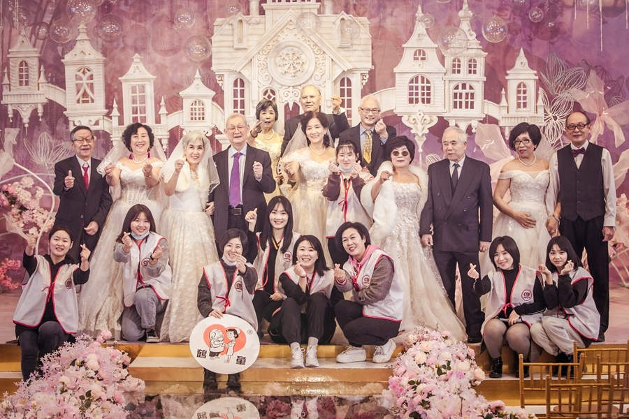 Till death do us part: Six couples mark 50 years of marriage