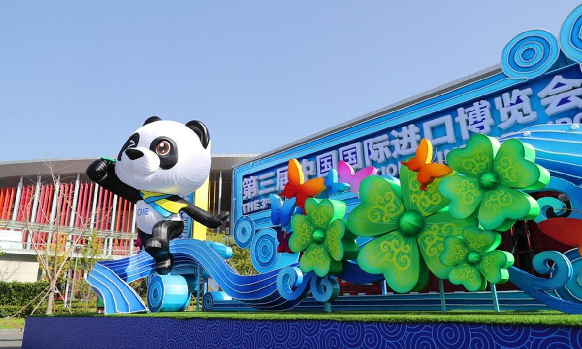 Shanghai gets prepared for the 3rd CIIE