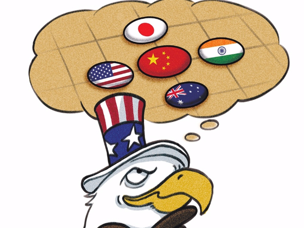 US ambitions to expand QUAD set to fail