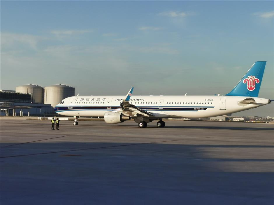 China Southern shifts all Beijing flights to Daxing airport