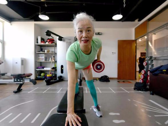 Life of the elderly across China