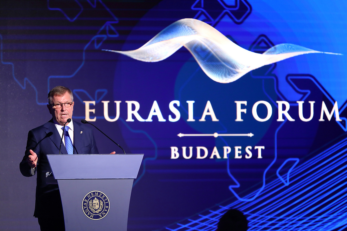Sustainability and cooperation: The foundations of a Eurasian future