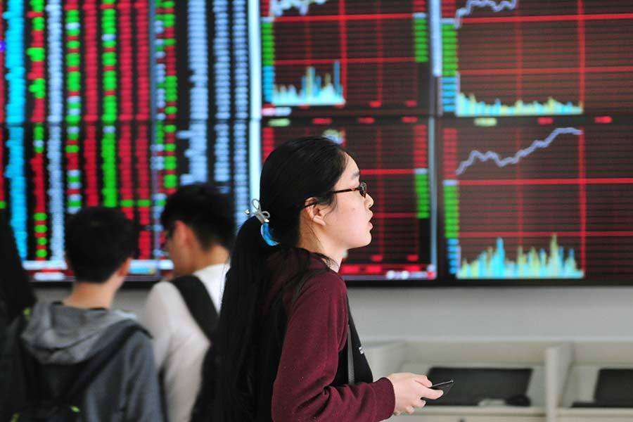 China's 'new third board' sees lower weekly turnover