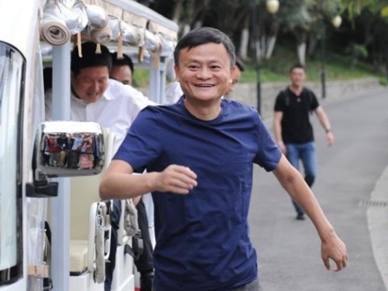 China's financial industry, still in adolescence, needs healthy system: Jack Ma