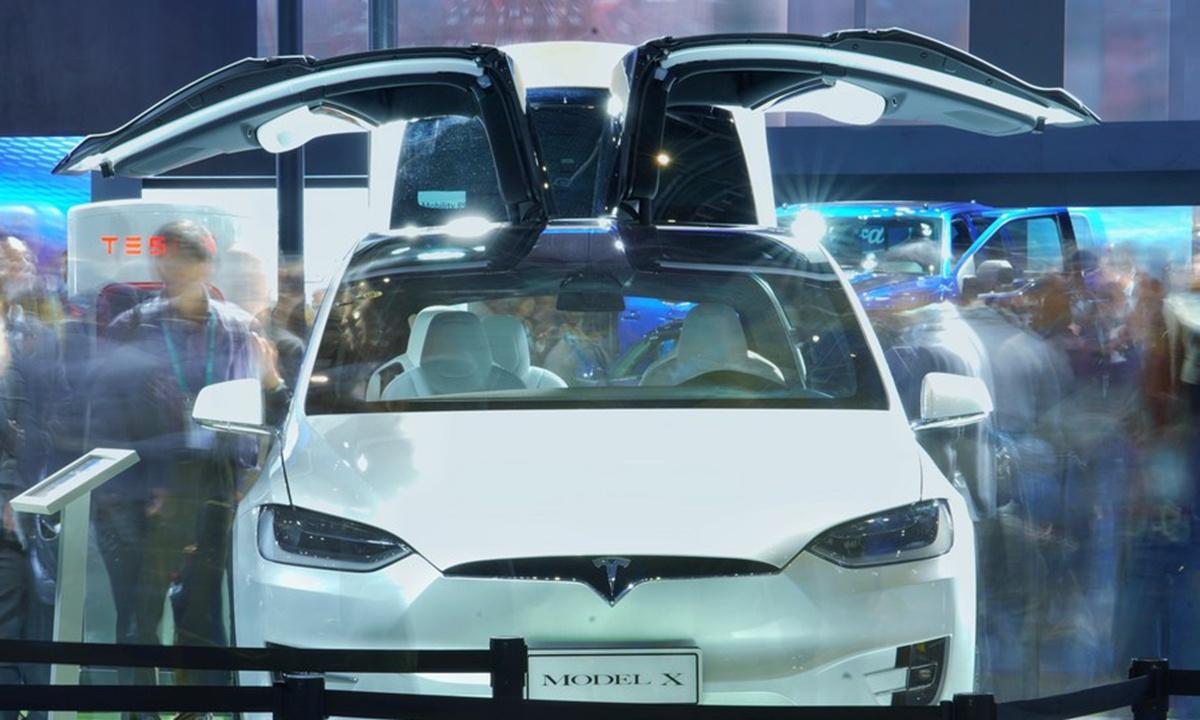Tesla recalls 48,442 vehicles in China
