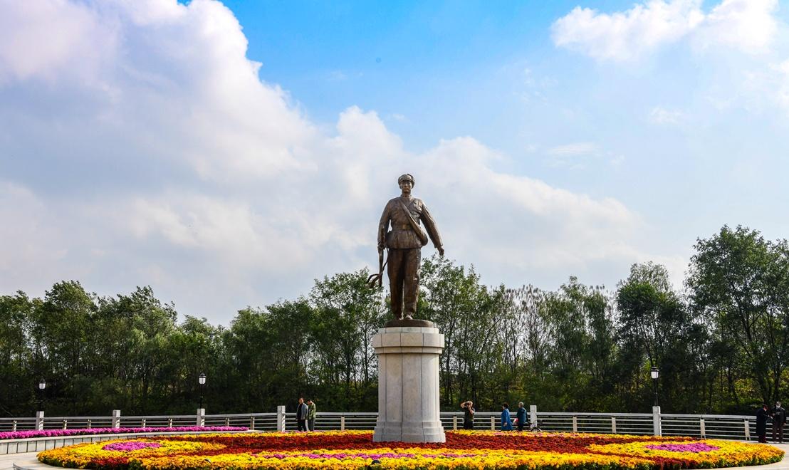 Park remembers China's volunteers in Korean War