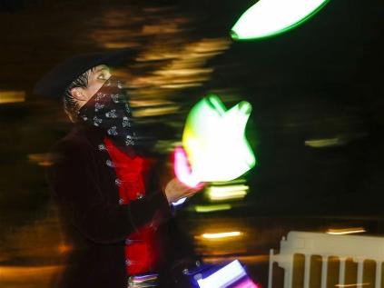 Highlights of Chicago Botanic Garden's Night of 1000 Jack-O'-Lanterns