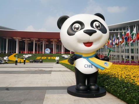 Full 5G network covers upcoming 3rd CIIE's venues, surrounding areas