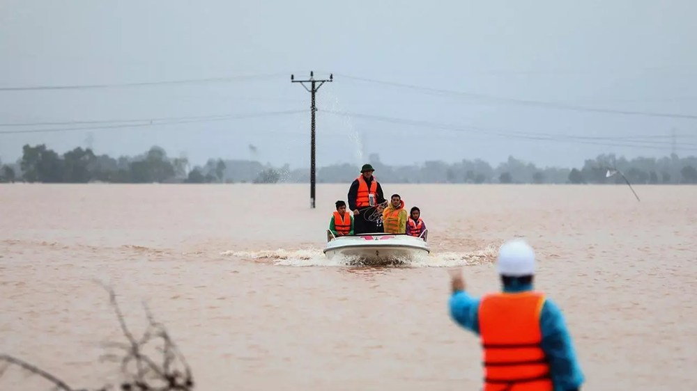 150 dead, missing in Vietnam's natural disasters since October
