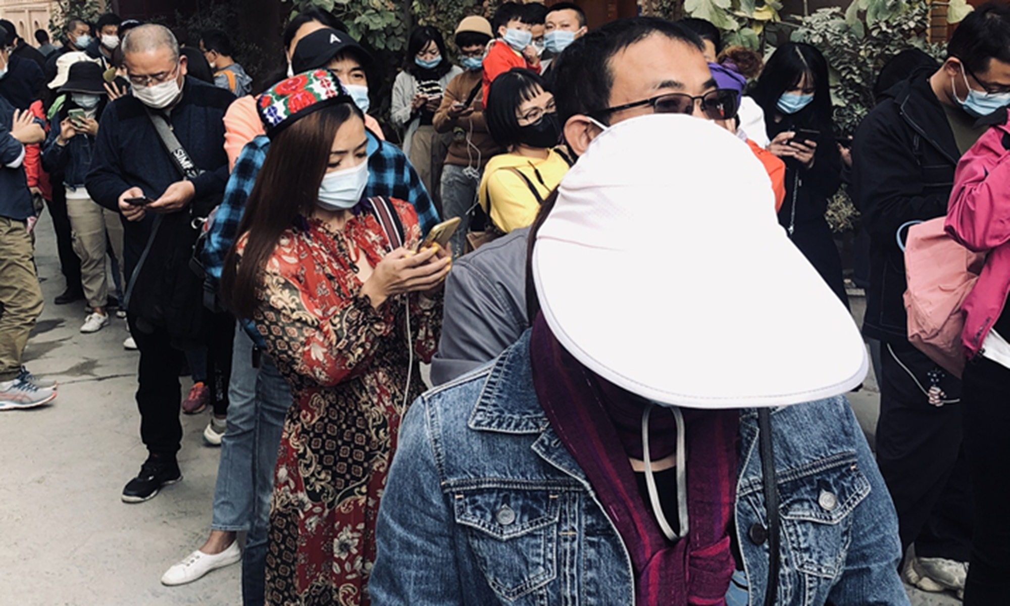 Video explaining geography of Xinjiang puts netizens' fears at rest over COVID-19 outbreak in Kashgar