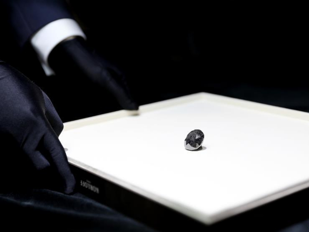 Black diamond from Paris to be on display during upcoming 3rd CIIE in Shanghai