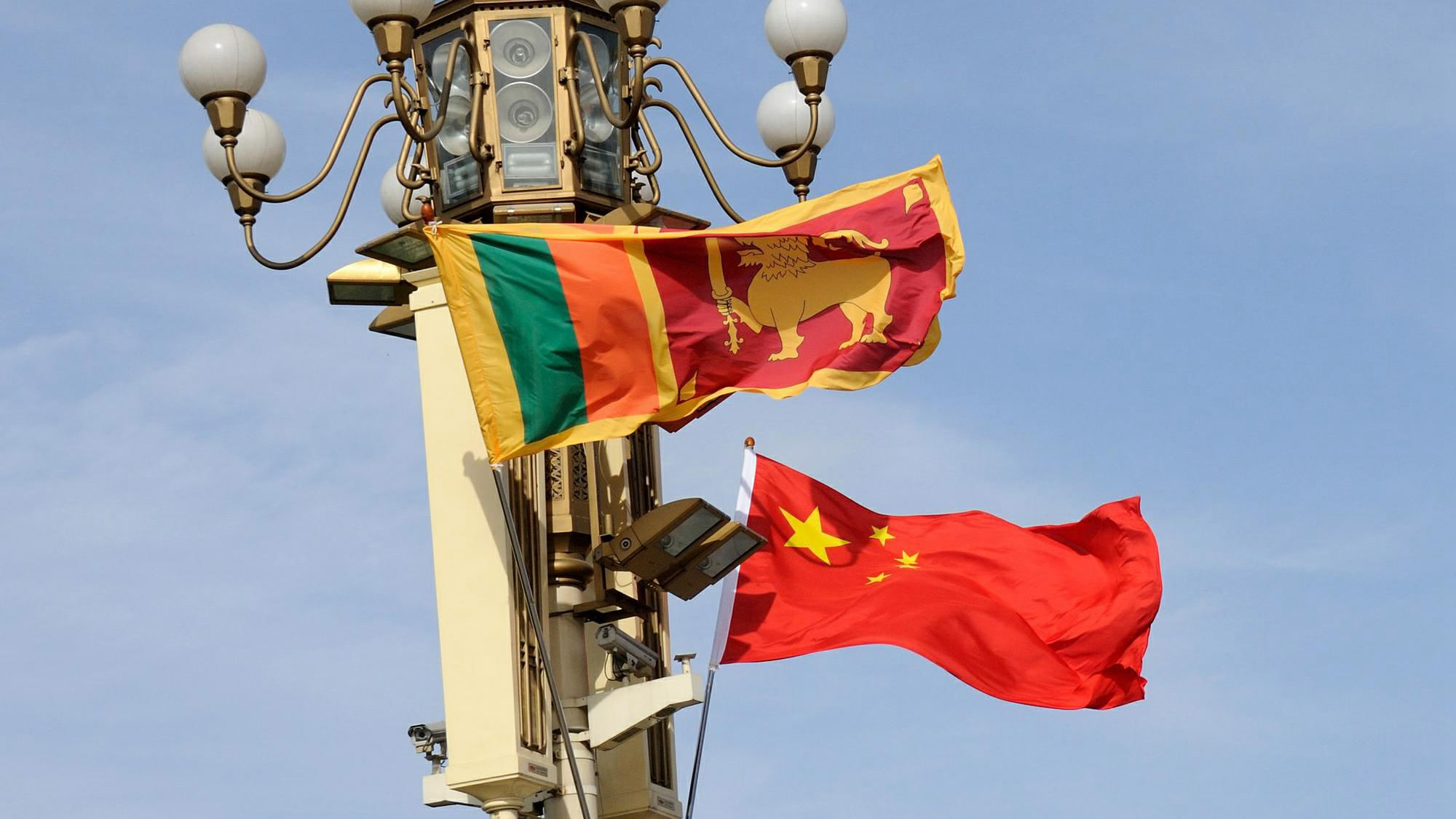 China firmly opposes US interference in China-Sri Lanka relations: embassy