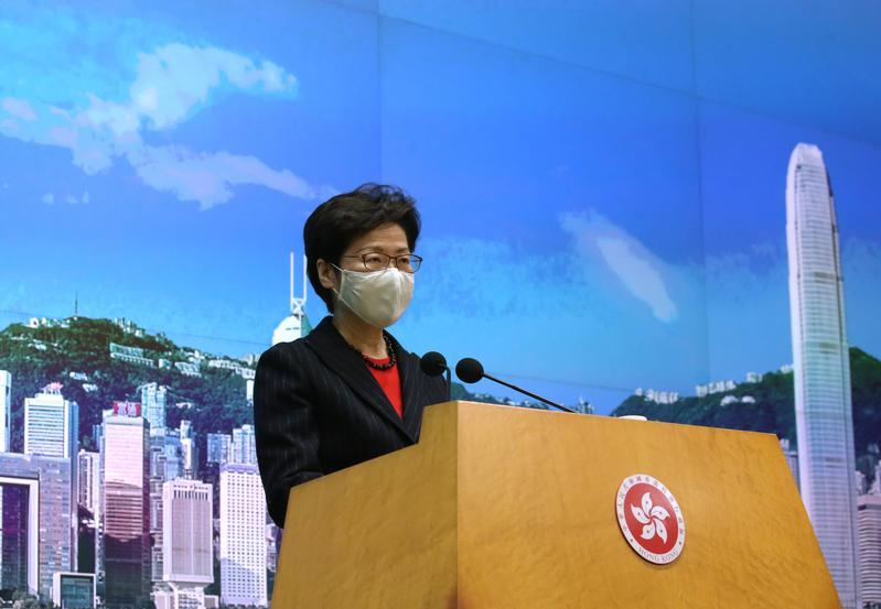 Carrie Lam to visit Beijing to discuss plans to revive economy