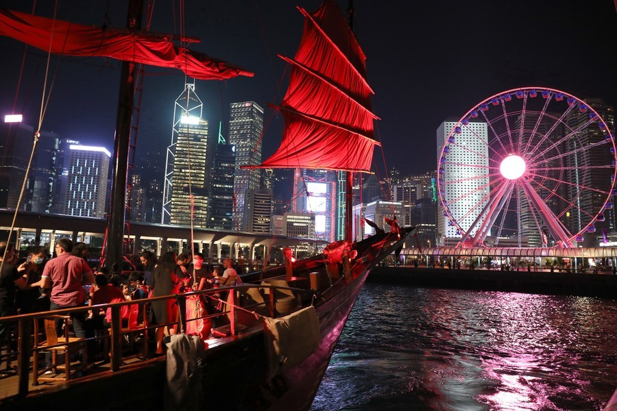 Hong Kong's 'frozen' tourism industry seeks recovery: Tourism official