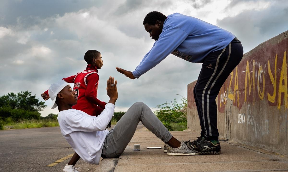 Zimbabwean teen poet raises COVID-19 awareness