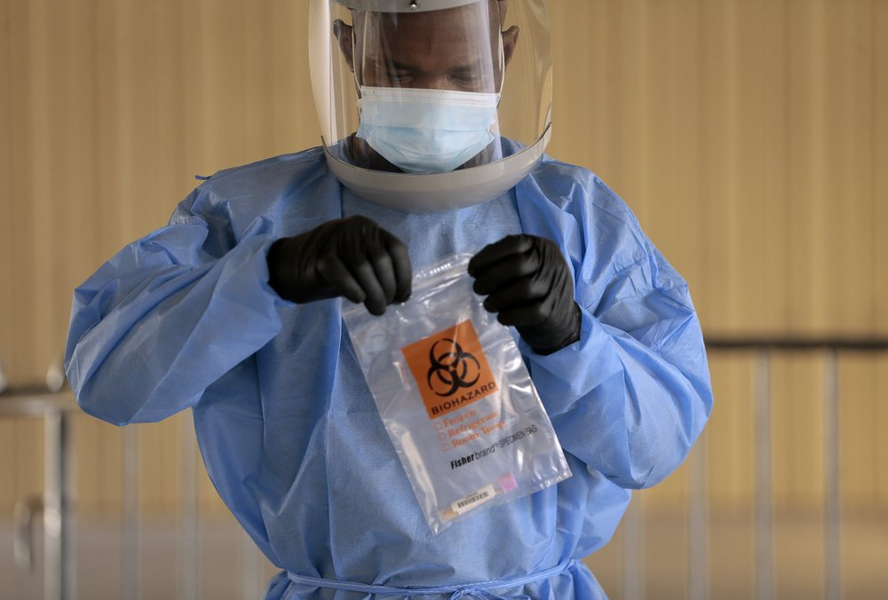 White House official says US 'not going to control' pandemic