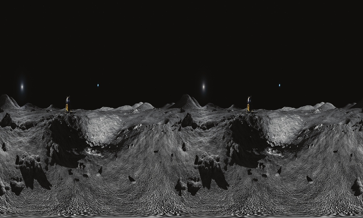 Moon richer with water than once thought