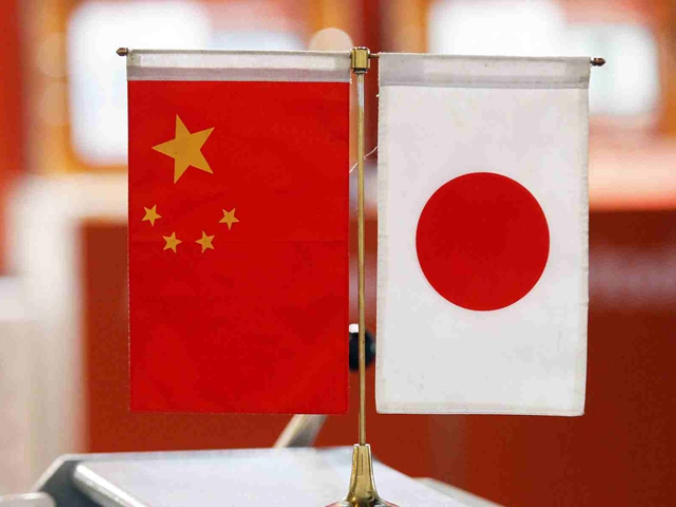 Current China-Japan relationship out of trough, back on track, entering new era